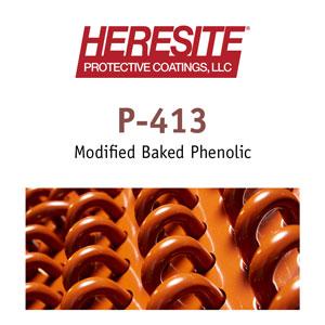 P-413 label