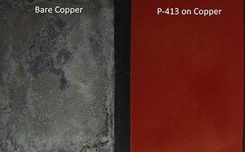 P-413 copper hydrogen sulfide exposure test results