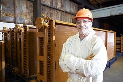 HVAC coating protection